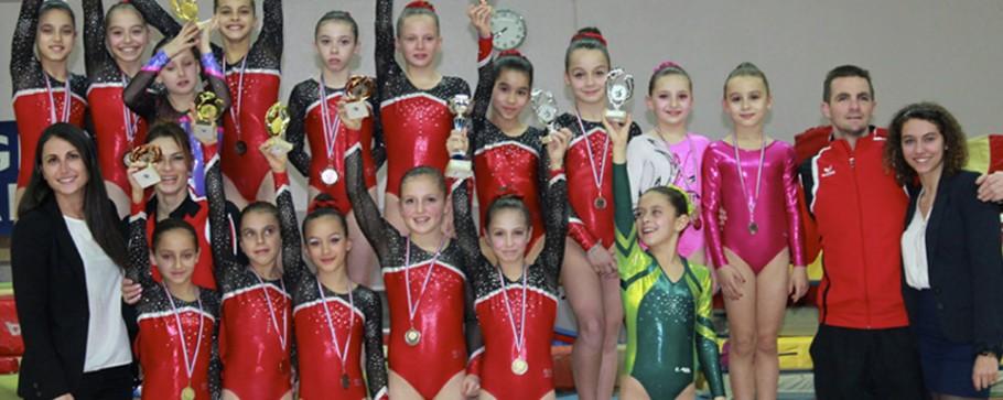 Podiums saison 2013